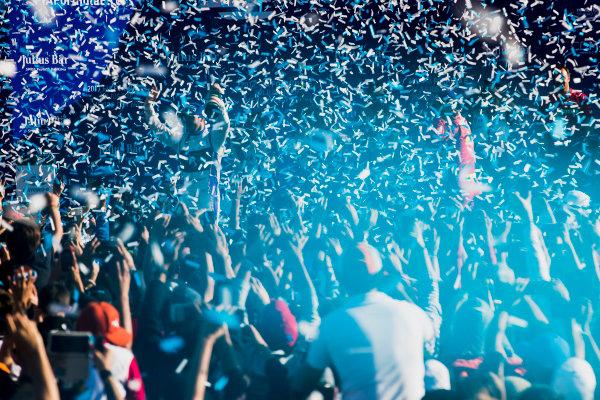 2016/2017 FIA Formula E Championship. Mexico City ePrix, Autodromo Hermanos Rodr?guez, Mexico City, Mexico. Saturday 1 April 2017. Sam Bird (GBR), DS Virgin Racing, Spark-Citroen, Virgin DSV-02.  Photo: Zak Mauger/LAT/Formula E ref: Digital Image _O6I2457