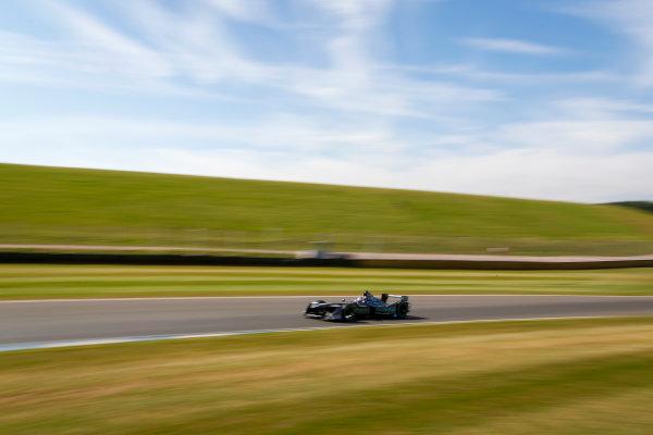 FIA Formula E Season 3 Testing - Day Two. Donington Park Racecourse, Derby, United Kingdom. Adam Carroll, Jaguar Racing, Spark-Jaguar. Wednesday 24 August 2016. Photo: Adam Warner / LAT / FE. ref: Digital Image _14P2534
