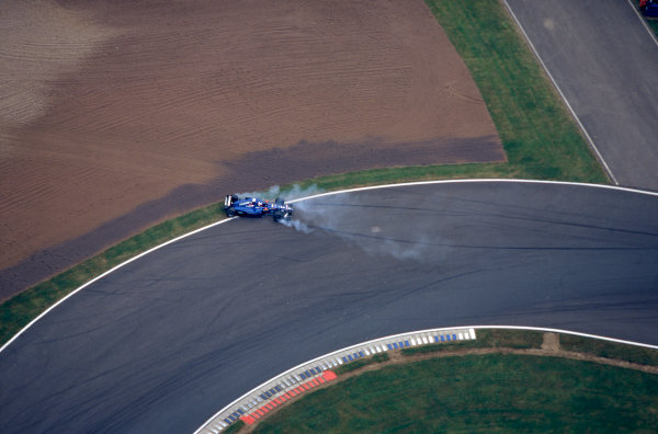 Silverstone, England.9th - 11th July 1999. Rd 8.xxxWorld Copyright: LAT PhotographicRef: 99GB42