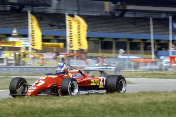 1982 German Grand Prix.