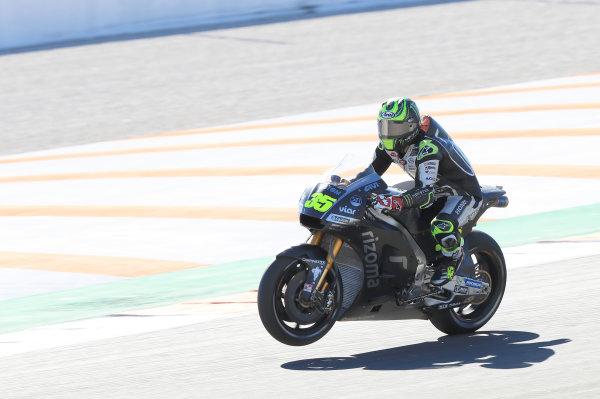 2017 MotoGP Championship - Valencia test, Spain. Tuesday 14 November 2017 Cal Crutchlow, Team LCR Honda World Copyright: Gold and Goose / LAT Images ref: Digital Image 706847