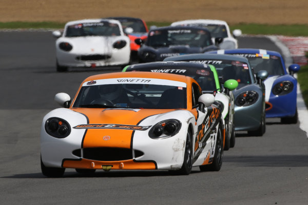 2017 Ginetta GRDC Plus,  Brands Hatch, 5th-6th August 2017, Jack Oliphant  World Copyright. JEP/LAT Images