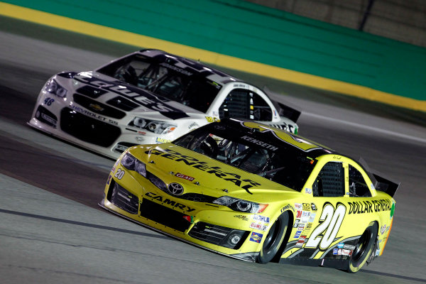 26-28 June, 2014, Sparta, Kentucky USA Matt Kenseth, Dollar General Toyota Camry ©2014, Matthew T. Thacker LAT Photo USA
