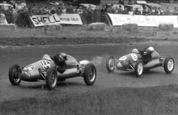 Brands Hatch, England.  23rd June 1951.