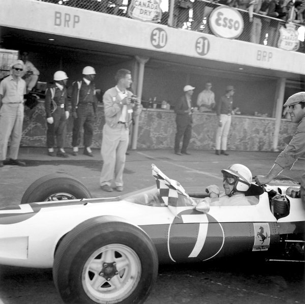 1964 Mexican Grand Prix.