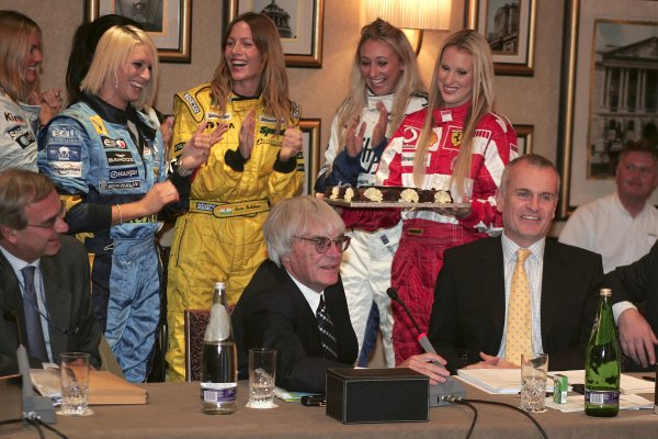 2005 Fomula One Commission Meeting
