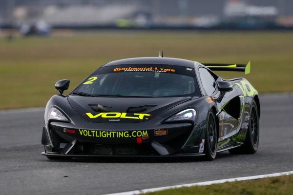 26-27 January, 2017, Daytona Beach, Florida USA 2, McLaren, McLaren GT4, GS, Alan Brynjolfsson, Chris Hall ?2017, Jake Galstad LAT Images
