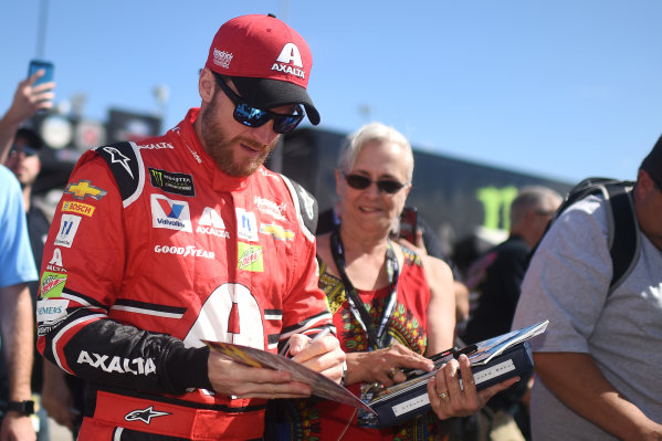 Monster Energy NASCAR Cup Series Homestead-Miami Speedway, Homestead, Florida USA Friday 17 November 2017 Dale Earnhardt Jr., Hendrick Motorsports Chevrolet World Copyright: Rainier Ehrhardt / LAT Images ref: Digital Image DSC_0213