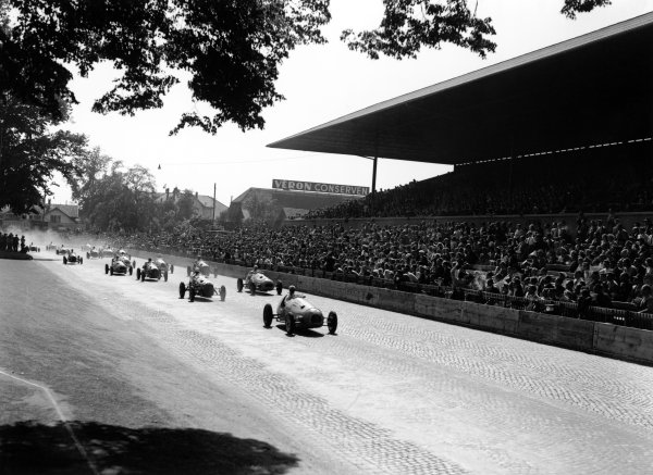 1948 Swiss Grand Prix.