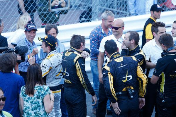 2014 GP2 Series Round 3 - Race 2 Monte Carlo, Monaco. Saturday 24 May 2014. Stephane Richelmi (MON, DAMS)  Photo: Alastair Staley/GP2 Series Media Service. ref: Digital Image _79P4105