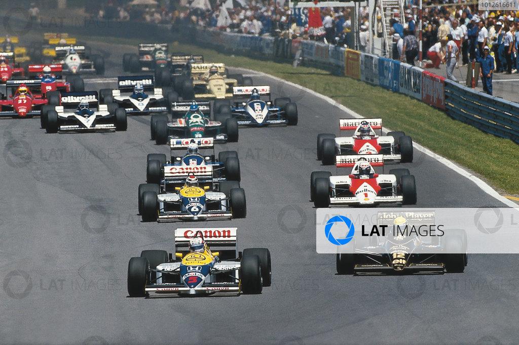 1986 Canadian Grand Prix.