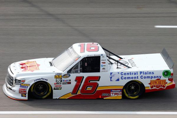 #16: Brett Moffitt, Hattori Racing Enterprises, Toyota Tundra