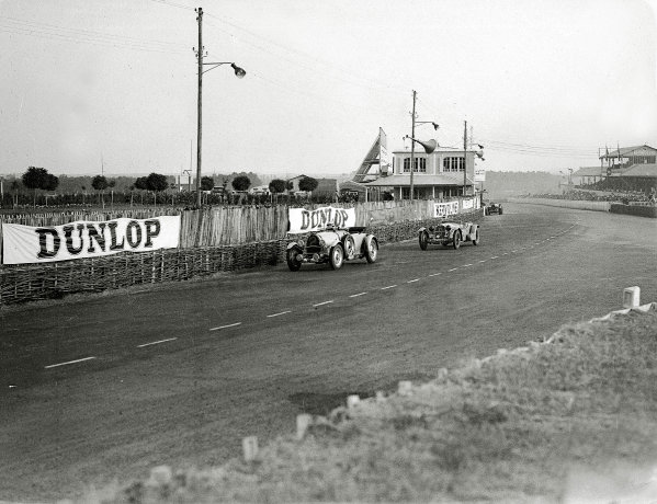 Le Mans, France. 16-17 June 1934.