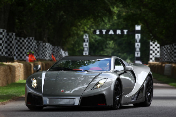 Goodwood Estate, West Sussex, England.