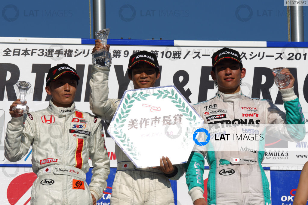 2012 Japanese Formula Three Championship