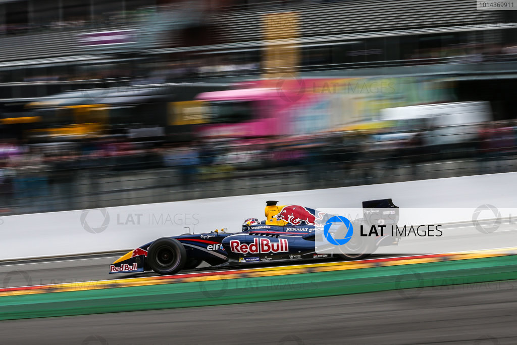 Spa-Francorchamps (BEL) May 29 - 31 2015 - World Series by Renault at Circuit Spa-Francorchamps. Dean Stoneman #2 Dams. Action. © 2015 Diederik van der Laan  / Dutch Photo Agency / LAT Photographic