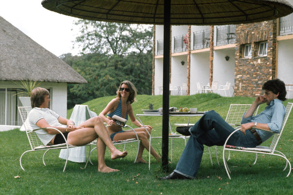 Kyalami, South Africa. 6 March 1976.