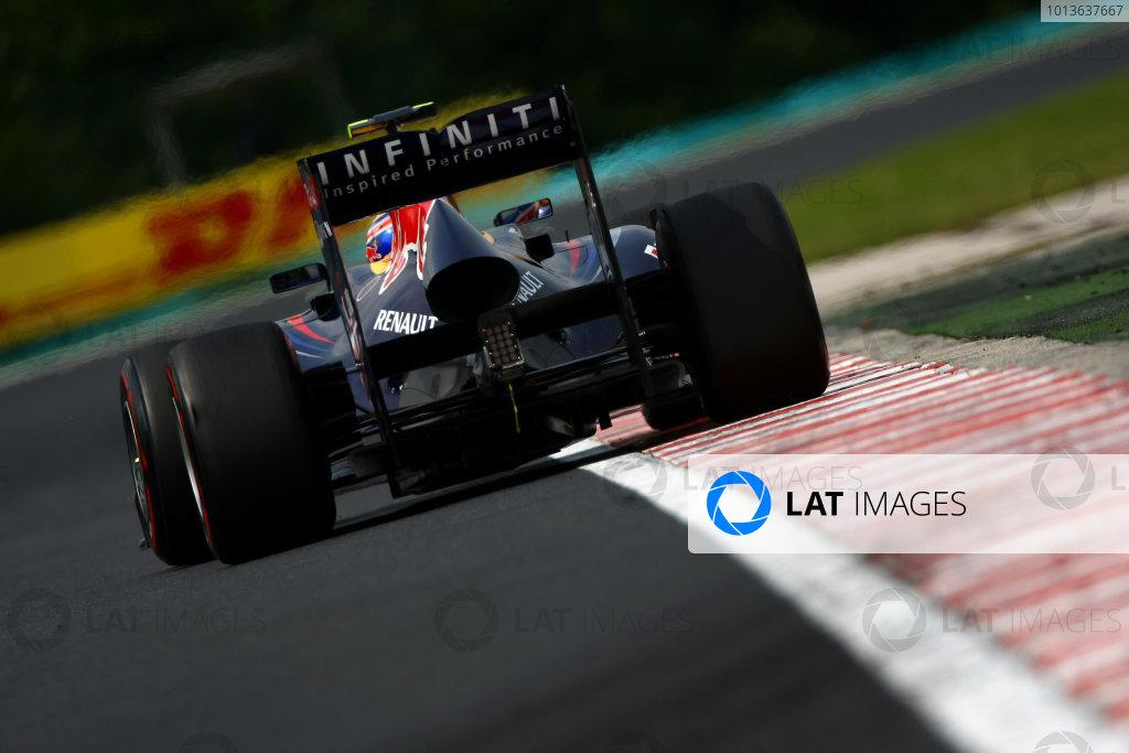2011 Hungarian Grand Prix - Friday