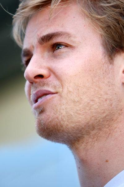Interlagos, Sao Paulo, Brazil24th November 2011Nico Rosberg, Mercedes GP W02. Portrait. World Copyright: Andy Hone/LAT Photographicref: Digital Image CSP26207