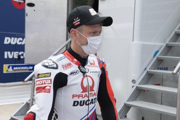 Tito Rabat, Pramac Racing.