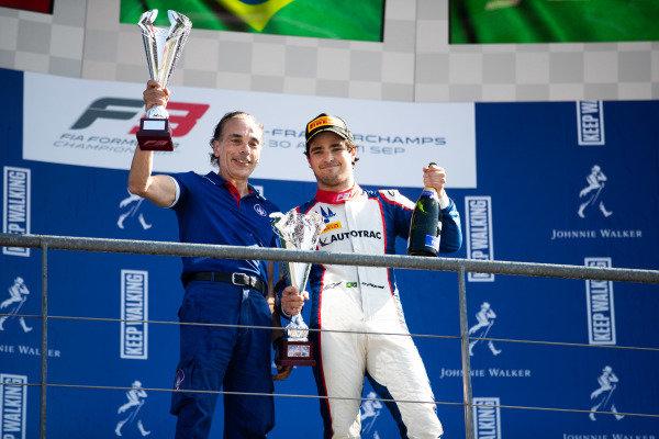 SPA-FRANCORCHAMPS, BELGIUM - AUGUST 31: Pedro Piquet (BRA, Trident) during the Spa-Francorchamps at Spa-Francorchamps on August 31, 2019 in Spa-Francorchamps, Belgium. (Photo by Joe Portlock / LAT Images / FIA F3 Championship)