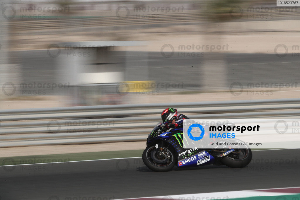 Fabio Quartararo, Yamaha Factory Racing .