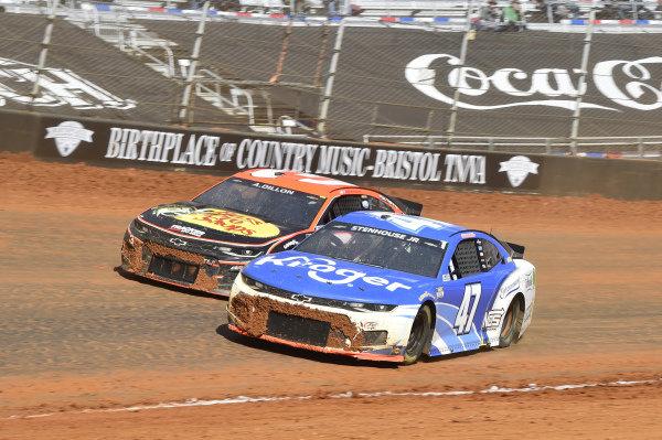 #47: Ricky Stenhouse Jr., JTG Daugherty Racing, Chevrolet Camaro Kroger