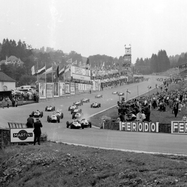 1960 Belgian Grand Prix.