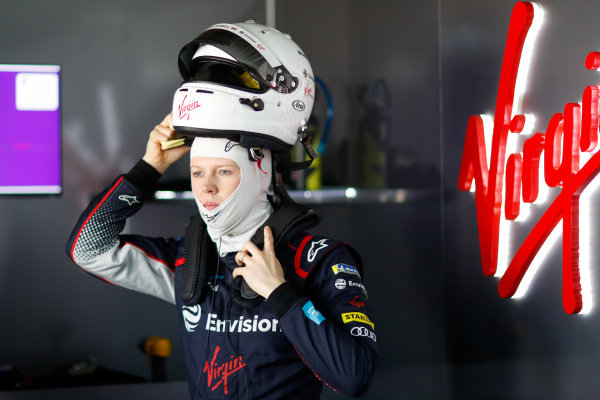Alice Powell (GBR), Rookie Test Driver for Envision Virgin Racing