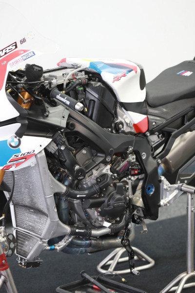 Bike of Tom Sykes, BMW Motorrad WorldSBK Team.