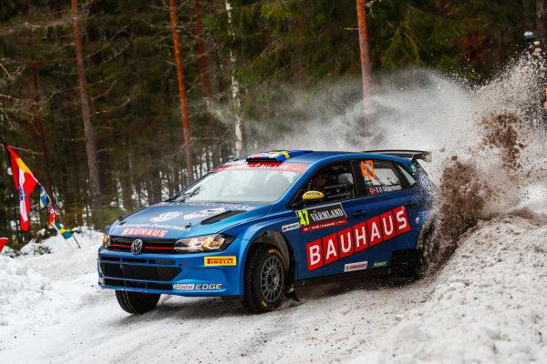 Johan Kristoffersson, VW Sweden Dealer Team, Volkswagen Golf GTi R5