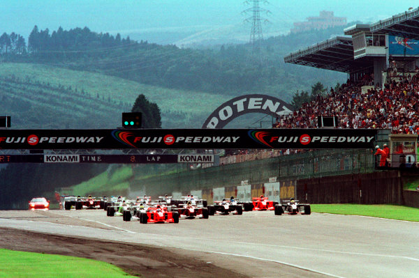 2001 Formula Nippon Championship