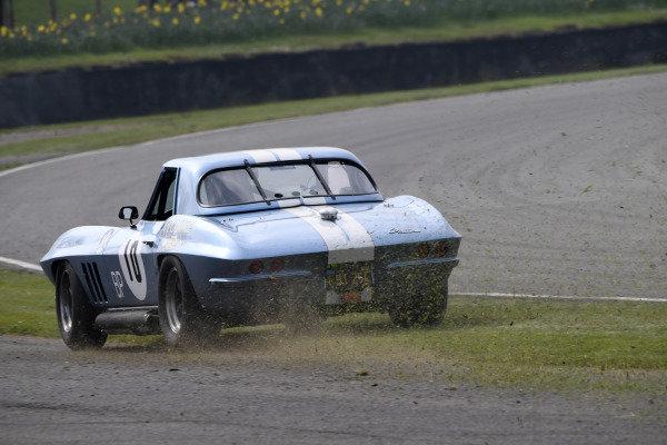 Graham Hill Trophy  Blomquist Jarvis Chevrolet Corvette