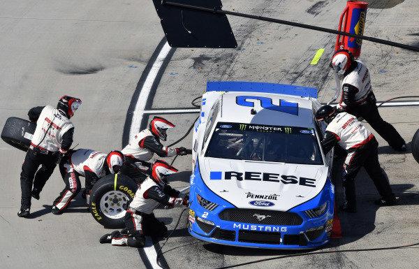 #2: Brad Keselowski, Team Penske, Ford Mustang Reese/DrawTite