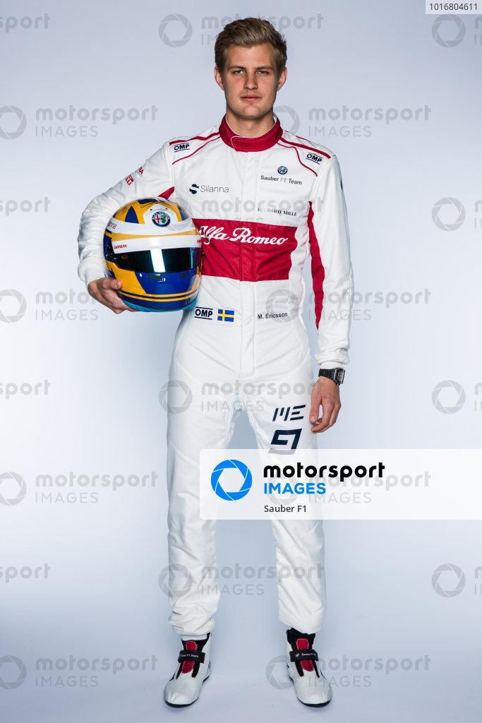 Alfa Romeo Sauber F1 Team Launch