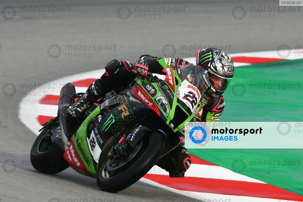 Alex Lowes, Catalunya WorldSBK 2020