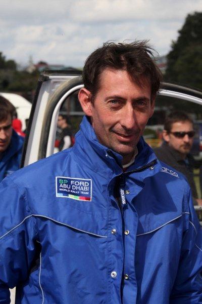 Federico Villagra (ARG).FIA World Rally Championship, Rd11, Repco Rally New Zealand, Day Three, Sunday 31 August 2008.