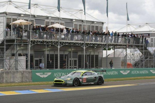 11 - 17 June, Le Mans, FranceAston Martin of Brabham, Rydell and Turner.Worldwide Copyright:  Richard Dole/LAT PhotographicRef:  Digitial Image Only