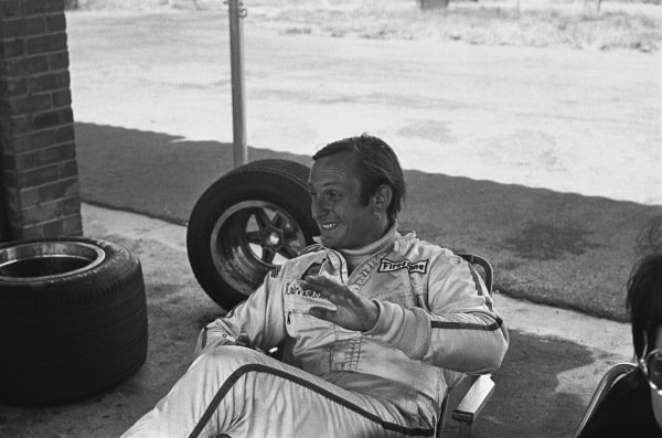 1970 South African Grand Prix. Kyalami, South Africa. 5th - 7th March 1970. Chris Amon (March 701-Ford), retired, portrait.  World Copyright: LAT Photographic. Ref: 2891 - 37A.