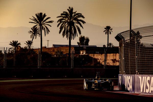 2016/2017 FIA Formula E Championship. Marrakesh ePrix, Circuit International Automobile Moulay El Hassan, Marrakesh, Morocco. Saturday 12 November 2016. Ma Qing Hau (CHN), Techeetah, Spark-Renault, Renault Z.E 16.  Photo: Zak Mauger/LAT/Formula E ref: Digital Image _X0W5307