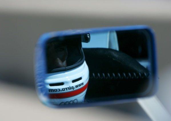 Emanuele Pirro (ITA) Champion Racing Audi R8.American Le Mans Series, Rd7, Road America, Elkhart Lake, USA, 19-21 August 2005.DIGITAL IMAGE