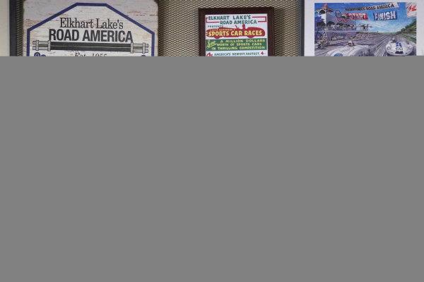 IMSA WeatherTech SportsCar Championship Continental Tire Road Race Showcase Road America, Elkhart Lake, WI USA Friday 4 August 2017 IMSA schedule announcement with CEO Scott Atherton World Copyright: Michael L. Levitt LAT Images