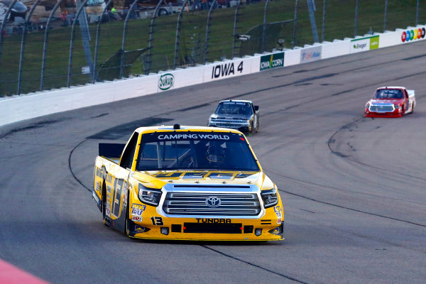 NASCAR Camping World Truck Series M&M?s 200 presented by Casey?s General Store Iowa Speedway, Newton, IA USA Friday 23 June 2017 Cody Coughlin, JEGS Toyota Tundra World Copyright: Russell LaBounty LAT Images