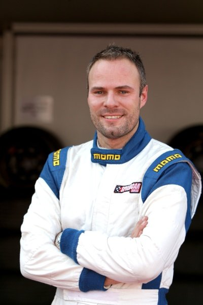 Marcel Tiemann (GER) Continental Circus. Speedcar Series, Rd1, Practice, Dubai, UAE, 4 December 2008.