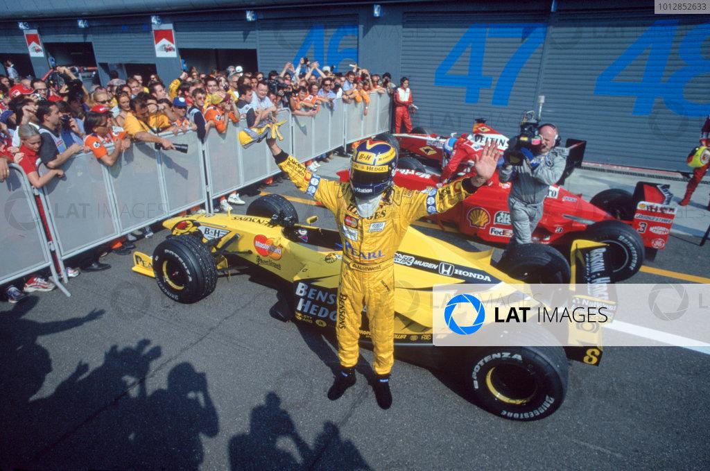 1999 Italian Grand Prix.