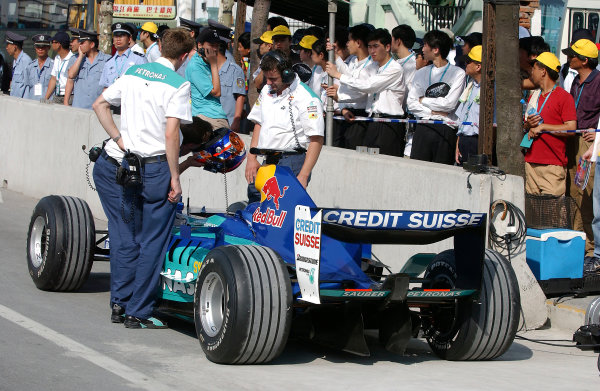 2004 Petronas Shanghai International Race Festival (DTM)