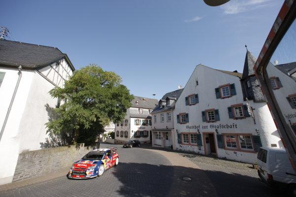 Round 10Rally Deutschland 200814th-17th August 2008Sebastien Loeb, Citroen, action, atmosphereWorldwide Copyright: McKlein/LAT