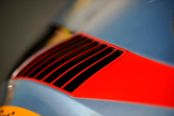 22-25 January, 2015, Daytona Beach, Florida USA Vent detail, #48 Audi entry. ?2015, F. Peirce Williams LAT Photo USA