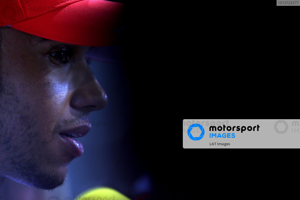 2012 Singapore Grand Prix - Thursday