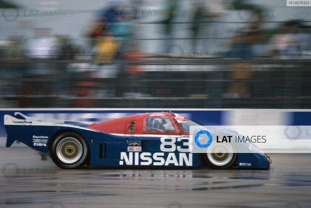 1991 IMSA Championship.